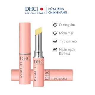 [Mã COSDHC09 giảm 10% đơn 250K] Son dưỡng môi DHC Lip Cream 1,5g