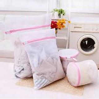 combo 1 lưới giặt áo con và 1 lưới giặt to hàng đẹp