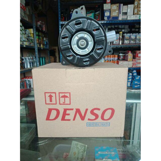 มอเตอร์พัดลมหม้อน้ำ Denso แท้ ตัวติดรถ Vios 2008-2016