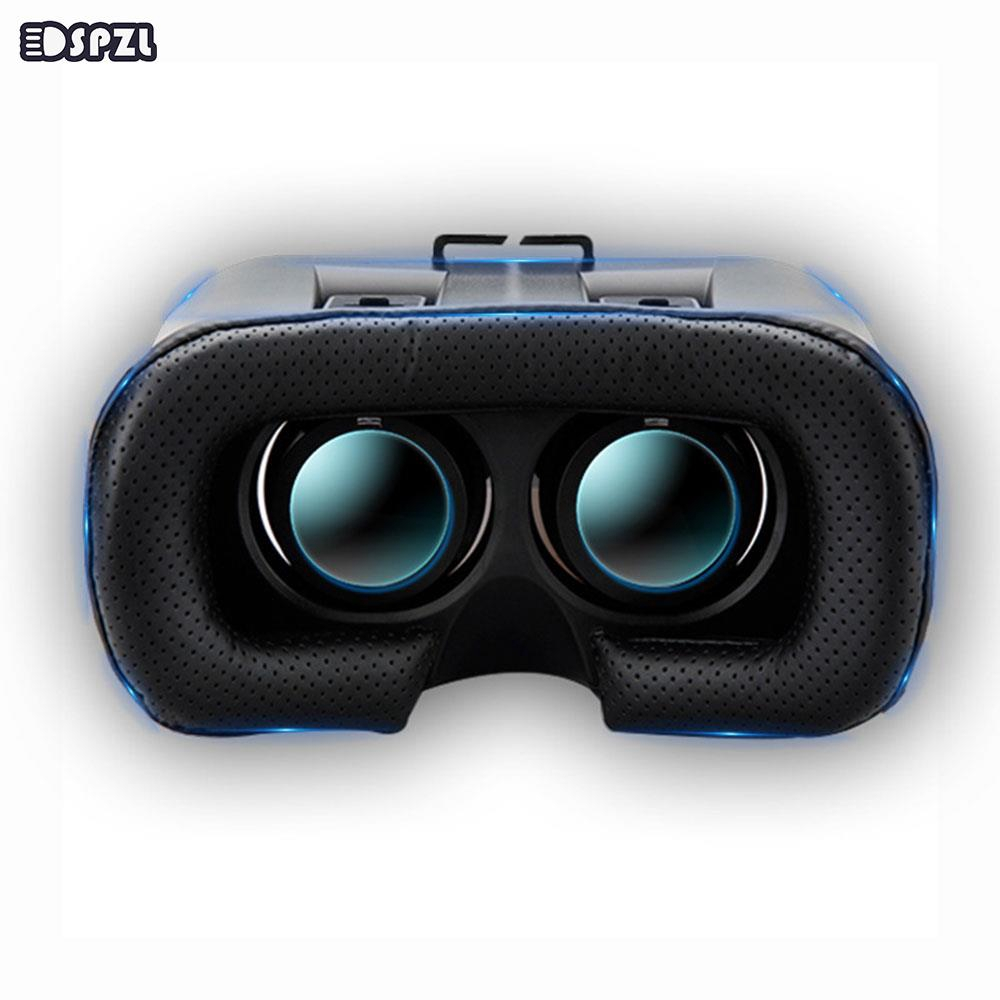 Virtual Reality Glasses 3D VR Glasses VR Headset Glasses Head-Mounted Aspheric Lens Movies Travel Universal Home