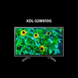 Smart Tivi Sony HD 32 inch KDL-32W610G (Model