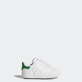 adidas ORIGINALS Giày Stan Smith Em bé Màu trắng B24101 thumbnail
