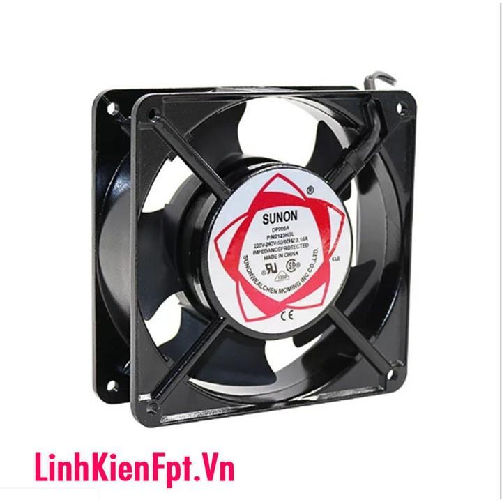 ⚡️FLASH SALE⚡️ Quạt tản nhiệt 220V 8x8CM Giá rẻ nhất