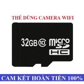 Thẻ nhớ 32gb Class 10 Micro chuyên dùng cho Camera thumbnail