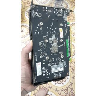 VGA Galax GTX1650 4GB 2Fan cũ thumbnail