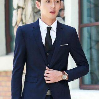 Áo vest nam Hàn Quốc thời trang