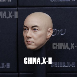 1/6Dicky Cheung head carving Zhang Weijian PVC head model toy suitable for 12″ figure body