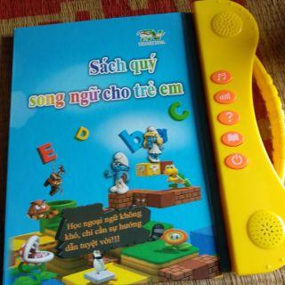 Combo 5 quyển sách điện tử song ngữ Thanh Nga chuẩn