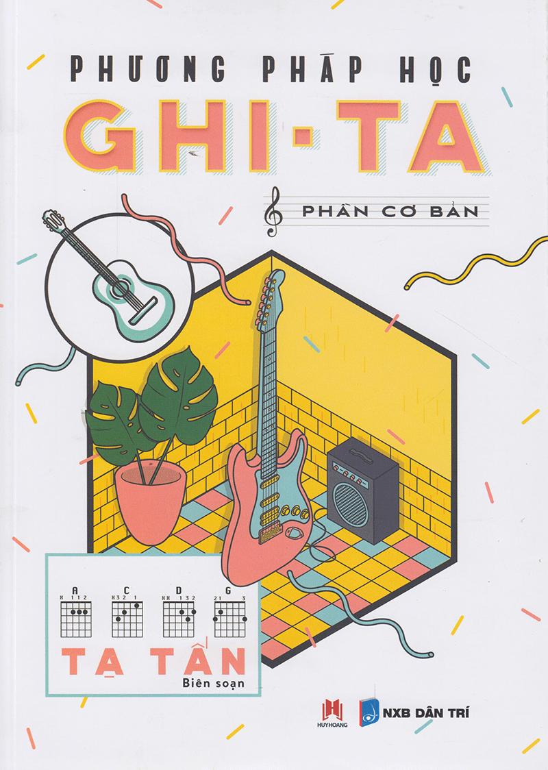 Sách Phương Pháp Học Ghi - Ta (Phần Cơ Bản)