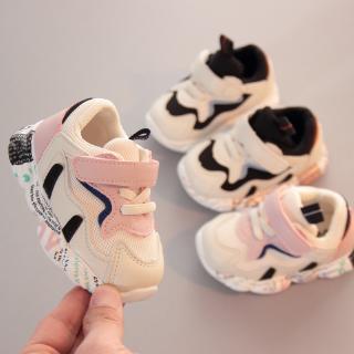 Giày Tập Đi Thiết Kế Xinh Xắn Cho Bé Từ 0-1 Tuổi