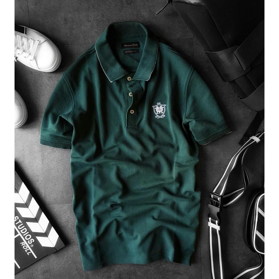 Polo nam Massimo Dutti 5 màu ( SALE 40% )