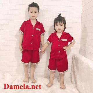 Bộ đồ pijama trẻ em 3 màu