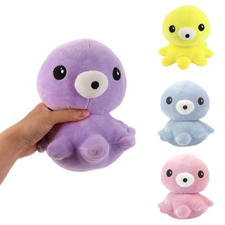 Stuffed Toy Soft Baby Doll Lovely Plush Doll Cute Octopus Toy Baby Birthday Gift