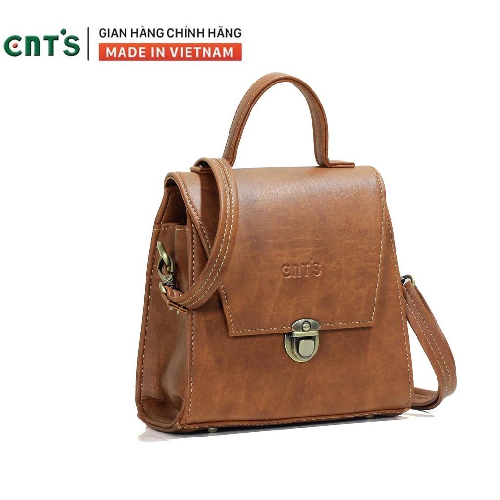 Túi đeo chéo nữ CNT TĐX53 thời trang
