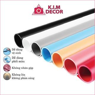 Phông nền chụp ảnh nhựa pvc phụ kiện đồ decor chụp ảnh sản phẩm trang trí background đèn livestream giá rẻ 2K08 thumbnail