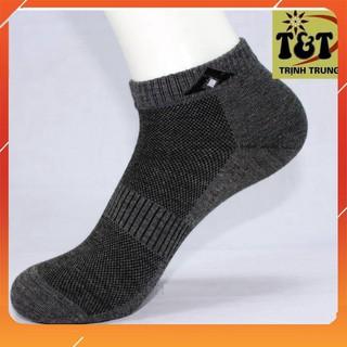 Bộ 20 đôi tất cổ ngắn Trịnh Trung hàng cao cấp thoáng khí khử hôi siêu bền/ Made in Vietnam