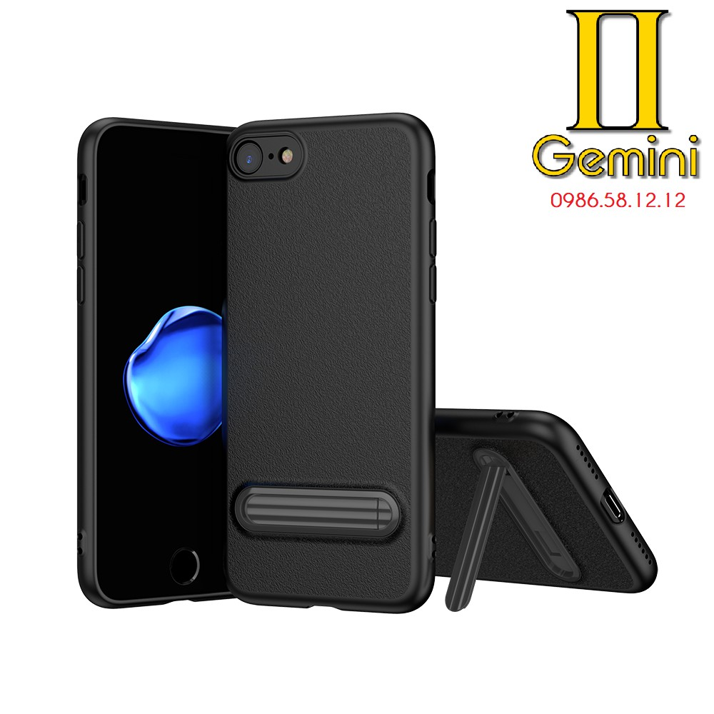 Ốp lưng iphone 7/8 plus Baseus Happy Watching Supporting