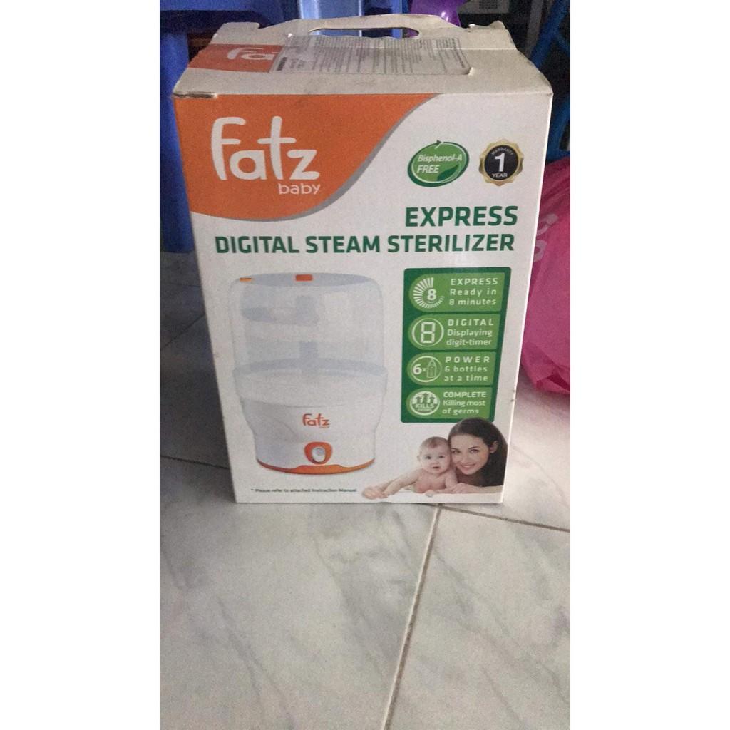 Thanh lý Máy tiệt trùng bình sữa Baby Fatz