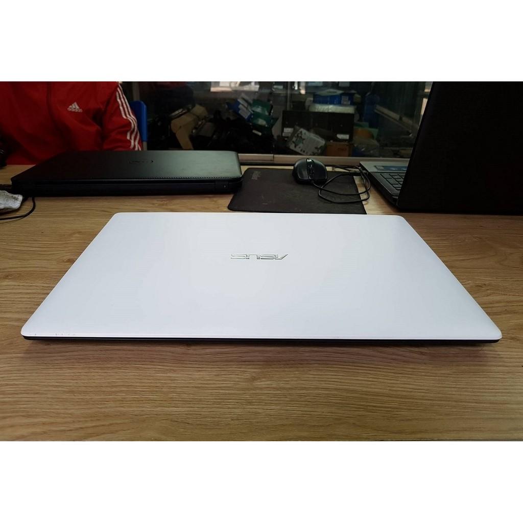 [Tặng Balo + Chuột K Dây ] Laptop cũ Asus X453M Trắng Ram 4Gb/Ổ 500Gb Zin