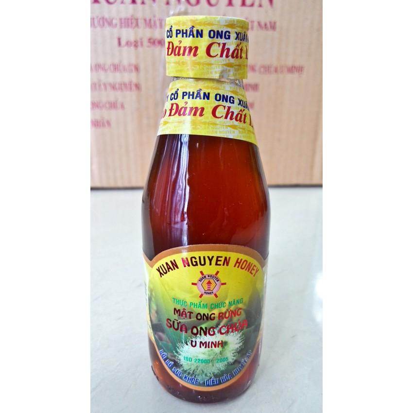 Mật ong rừng sữa ong chúa U Minh nguyên chất chai 200ml hàng công ty - 21494301 , 18340238 , 322_18340238 , 99000 , Mat-ong-rung-sua-ong-chua-U-Minh-nguyen-chat-chai-200ml-hang-cong-ty-322_18340238 , shopee.vn , Mật ong rừng sữa ong chúa U Minh nguyên chất chai 200ml hàng công ty