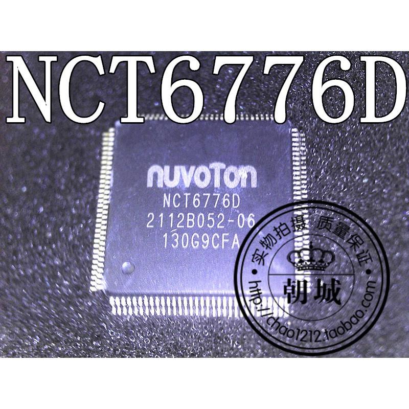 NCT6776D 6776D 6776 IO trên main board máy tính.