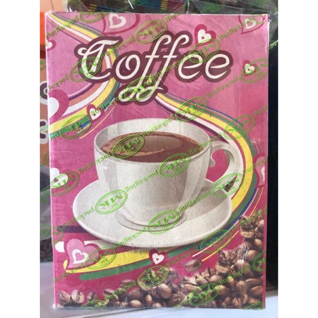 ถุงกาแฟ ถุงเก็บความเย็น ถุงกระดาษ 180 แกรม ขนาดมาตรฐาน