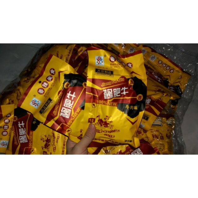 Thịt hổ tẩm cay 40k/3 gói