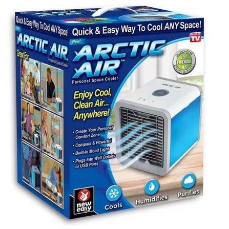 Điều Hòa Mini Làm Mát Không Khí Arctic Air