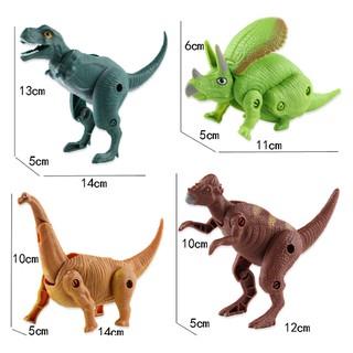 ❀❀ Easter surprise eggs dinosaur toy model deformed dinosaurs egg