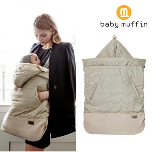 Túi ủ đa năng Baby Muffin Hàn Quốc