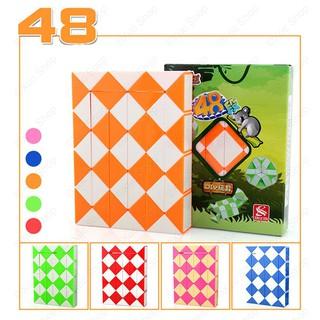 Rubik rắn – Magic Snake – 48 đoạn