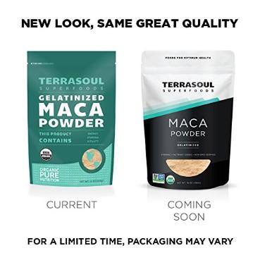 Terrasoul Bột Nhân Sâm Peru Hữu Cơ 170g ( Organic Gelatinized Maca Powder ) - 22755797 , 2341569440 , 322_2341569440 , 210000 , Terrasoul-Bot-Nhan-Sam-Peru-Huu-Co-170g-Organic-Gelatinized-Maca-Powder--322_2341569440 , shopee.vn , Terrasoul Bột Nhân Sâm Peru Hữu Cơ 170g ( Organic Gelatinized Maca Powder )