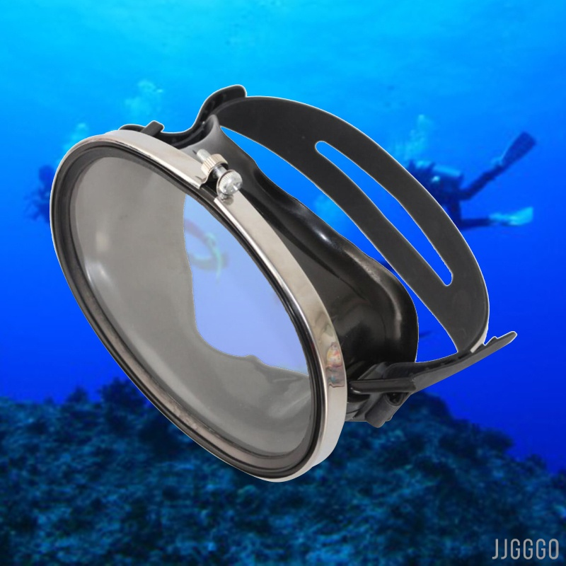 Traditional Oval Single Lens Mask