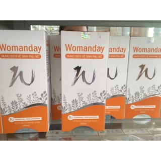 Dung dịch vệ sinh WOMENDAY