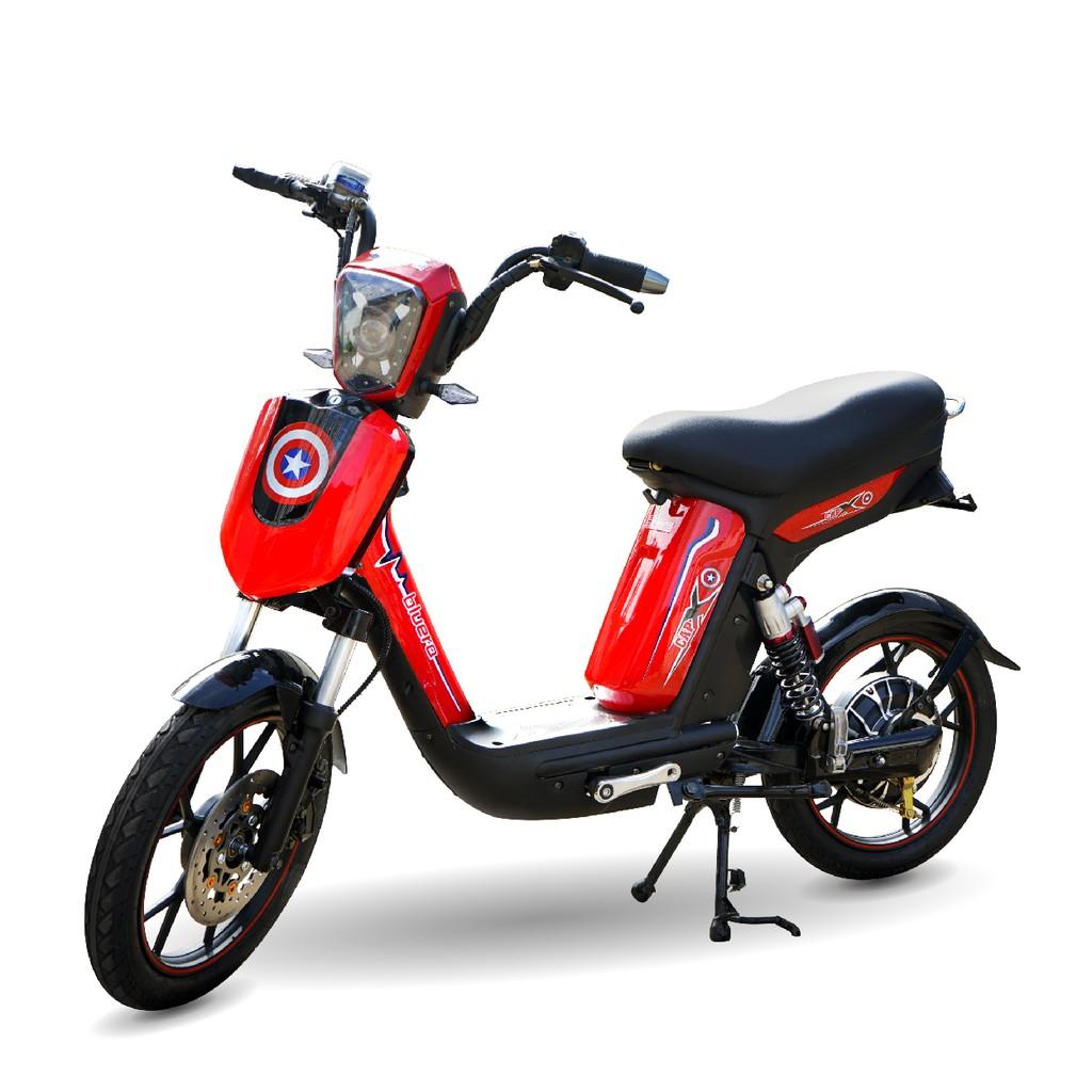 Xe đạp điện Cap X 2019