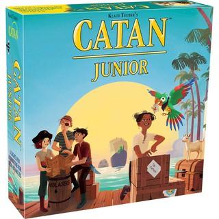 Board Games – Catan Junior