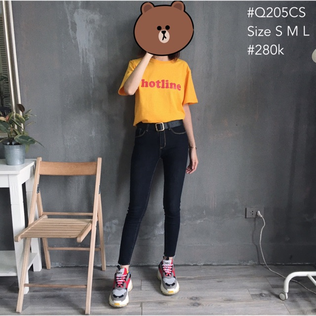 #Q205CS Skinny Jeans