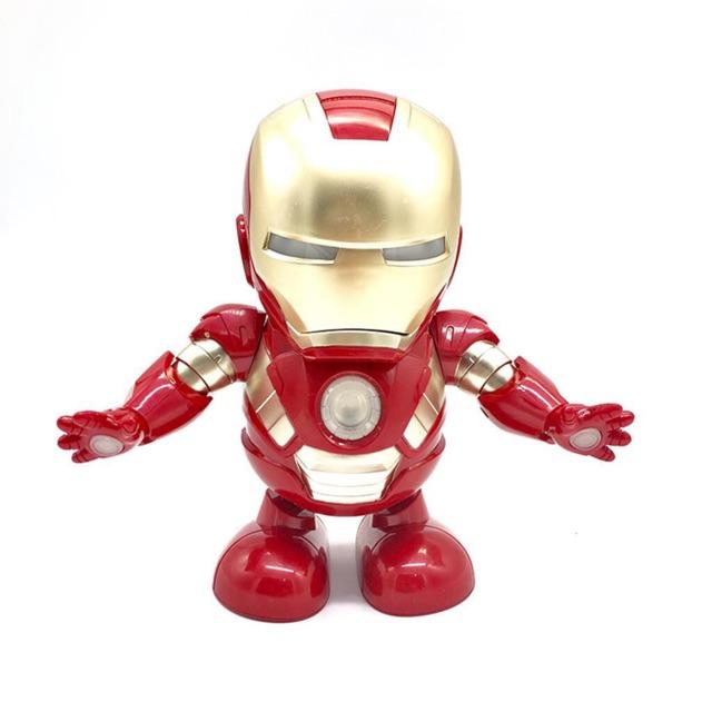 ROBOT DANCE - ROBOT NHẢY MÚA TỰ PHÁT SÁNG THEO NHẠC