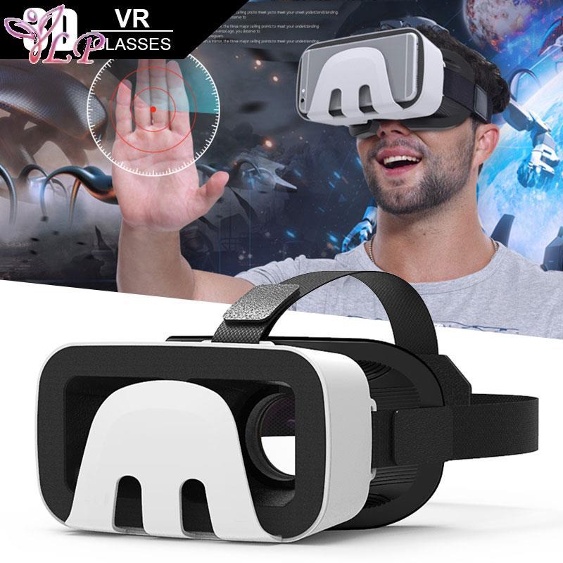 LP VR Headset Glasses Virtual Reality Glasses Mobile Phone 3D VR Glasses Head-Mounted