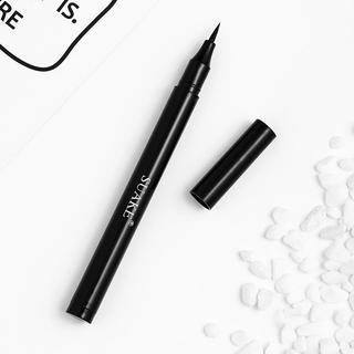 (hàng Mới Về) Bút Kẻ Mắt Dạng Lỏng Màu Đen Lâu Trôi Trang Điểm Chuyên Nghiệp thumbnail
