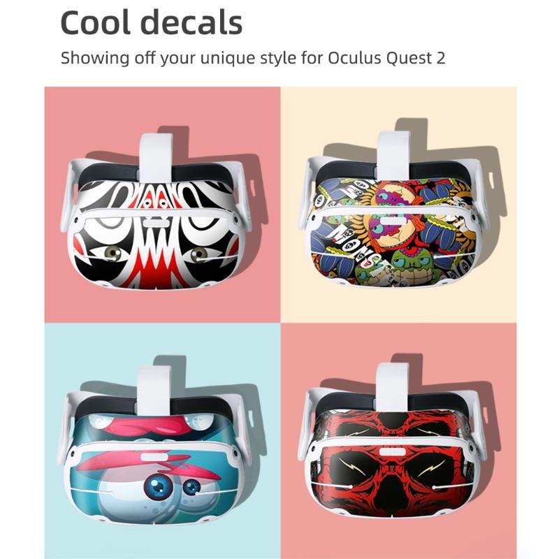 Miếng Dán Bảo Vệ Cho Kính Thực Tế Ảo Oculus Quest 2