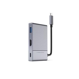 CỔNG CHUYỂN HYPERDRIVE GEN2 6 IN 1 USB-C HUB (G206)