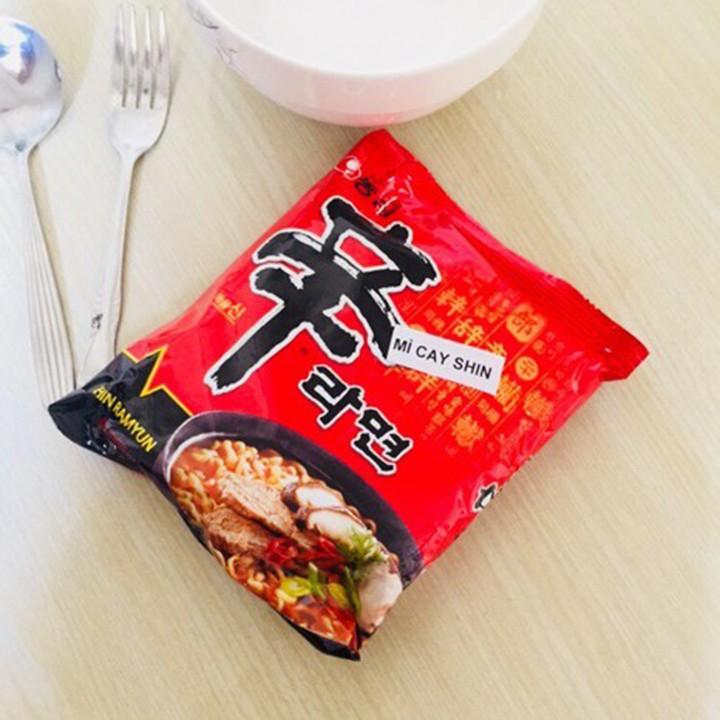 ( đủ vị ) mỳ cay hàn quốc samyang