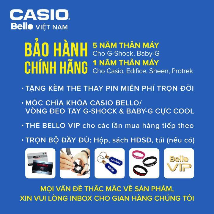 Đồng hồ Casio G-Shock Nam GA-2000-1A2 chính hãng chống va đập  - Bảo hành 5 năm - Pin trọn đời