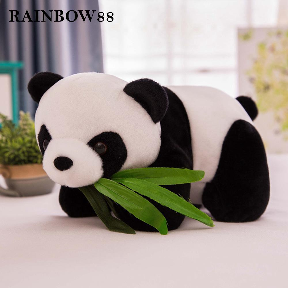 Cute Soft Plush Panda Doll Animal Stuffed Christmas Toys For Kids Baby Great