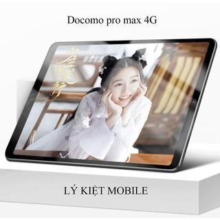 Máy tính bảng Docomo pro max 4G PUBGMOBILE chạy rất mượt