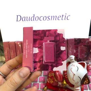 Yêu Thích[ vial ] Nước hoa Narciso Rodriguez Narciso Fleur Musc For Her EDP 1ml