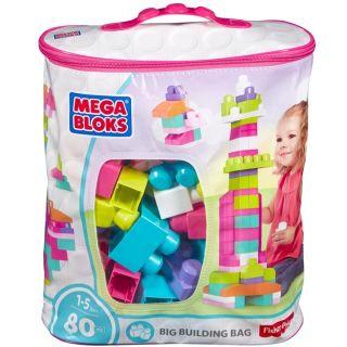 Xếp hình Mega Bloks 80 miếng