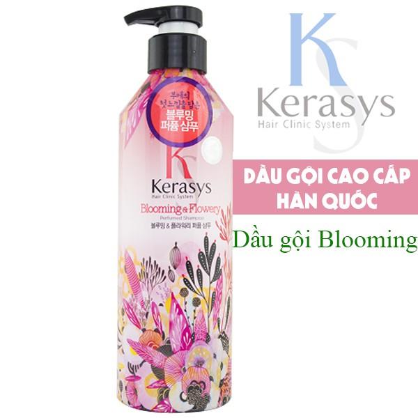 [Dầu gội đầu kerasys Hàn Quốc] Dầu gội nước hoa giảm thiểu gãy rụng Kerasys Blooming & Flowery Hàn Q - 2949681 , 166893898 , 322_166893898 , 400000 , Dau-goi-dau-kerasys-Han-Quoc-Dau-goi-nuoc-hoa-giam-thieu-gay-rung-Kerasys-Blooming-Flowery-Han-Q-322_166893898 , shopee.vn , [Dầu gội đầu kerasys Hàn Quốc] Dầu gội nước hoa giảm thiểu gãy rụng Kerasys Bl