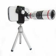 Ống kính Tele zoom 18x cho mọi Smartphone